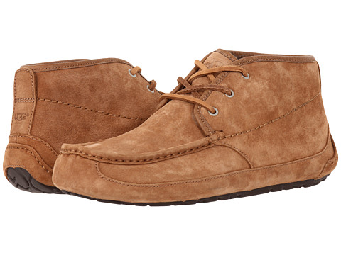 UGG - Lyle (Chestnut Suede) Men's Lace-up Boots