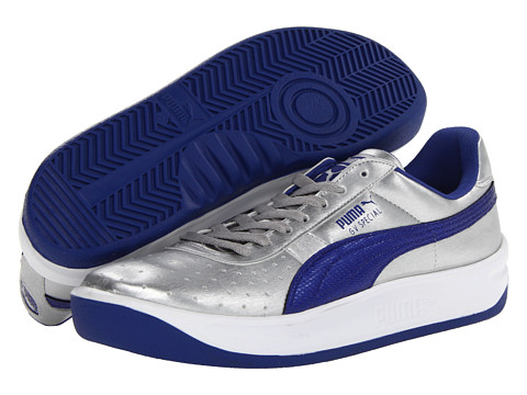 PUMA - GV Special (Puma Silver/Mazarine Blue) Classic Shoes