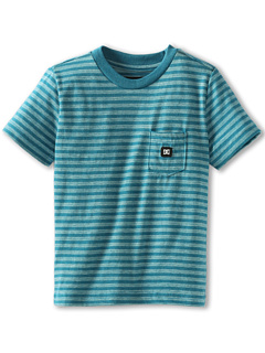 SALE! $14.99 - Save $13 on DC Kids Boys` Wizards Crew (Big Kids) (Ocean Stripe) Apparel - 46.46% OFF $28.00