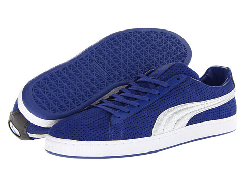 PUMA - Suede Urban Statement (Peacoat) Men's Shoes