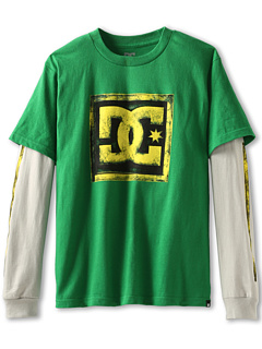 SALE! $11.99 - Save $13 on DC Kids Harvest 2Fer Tee (Big Kids) (Kelly Green) Apparel - 52.04% OFF $25.00