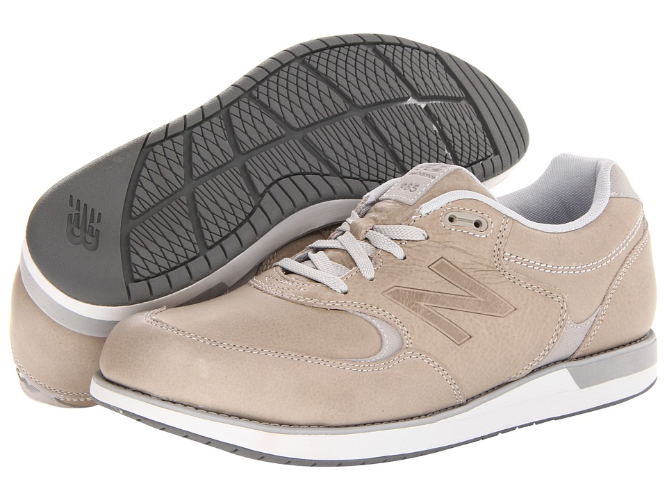 New Balance - MW985 (Grey) Men's Walking Shoes