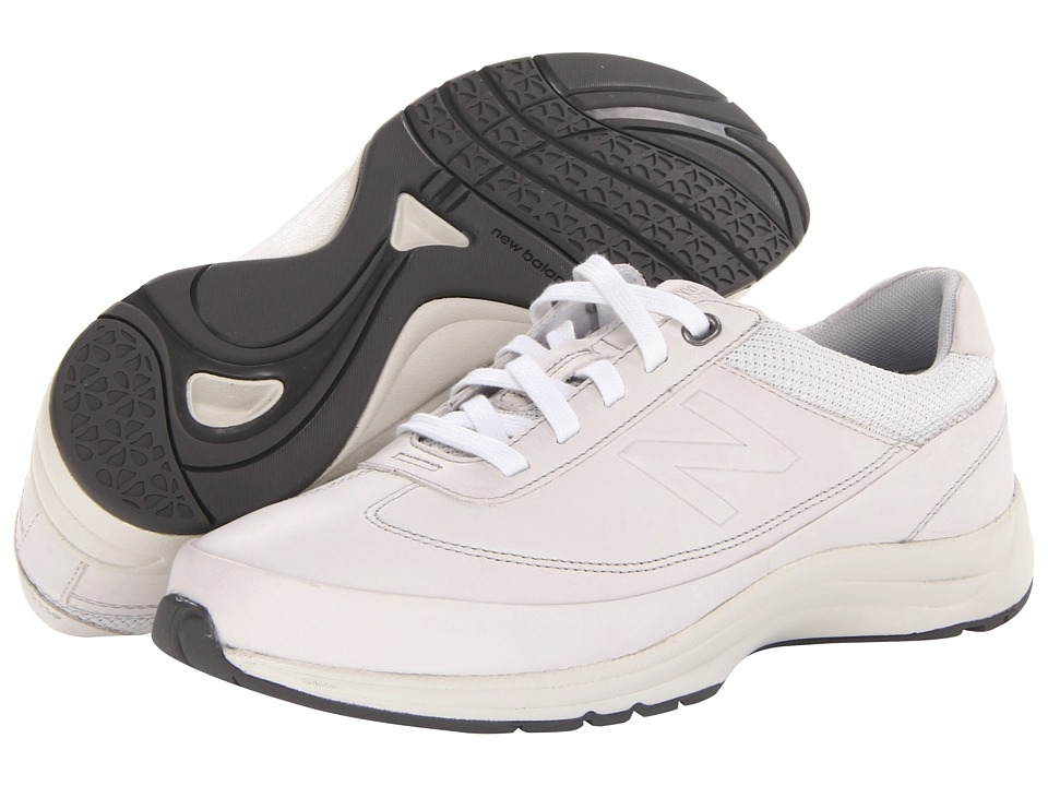 New Balance - WW980 (Light Grey) Women's Walking Shoes