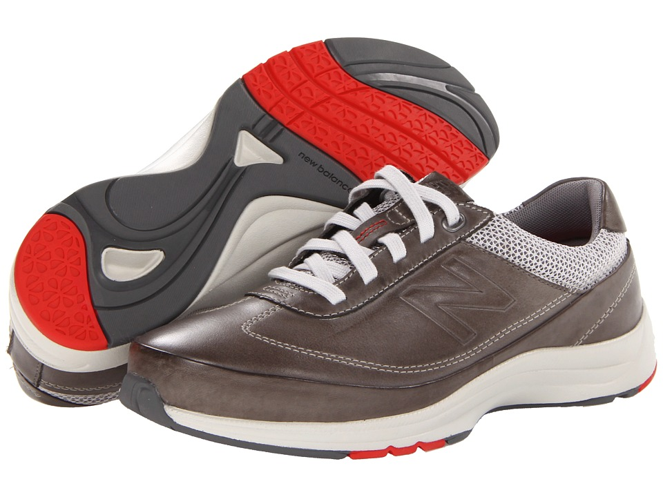 New Balance - WW980 (Grey) Women's Walking Shoes