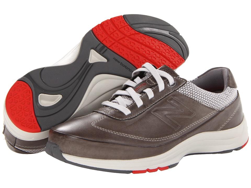 New Balance - WW980 (Grey) Women's Walking Shoes