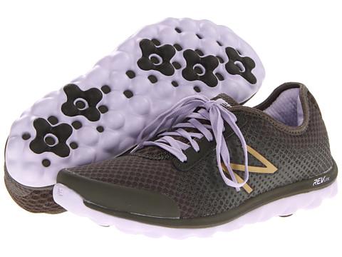 New Balance - WW895v2 (Army Green/Purple) Women's Walking Shoes
