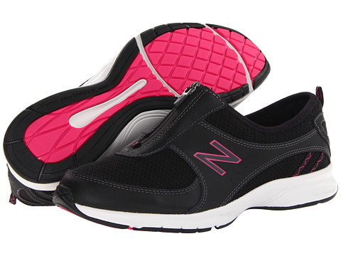 New Balance - WW565 (Black/Pink) Women's Walking Shoes
