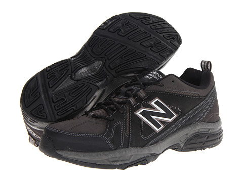 New Balance - MX608v3 (Black 2) Men's Shoes