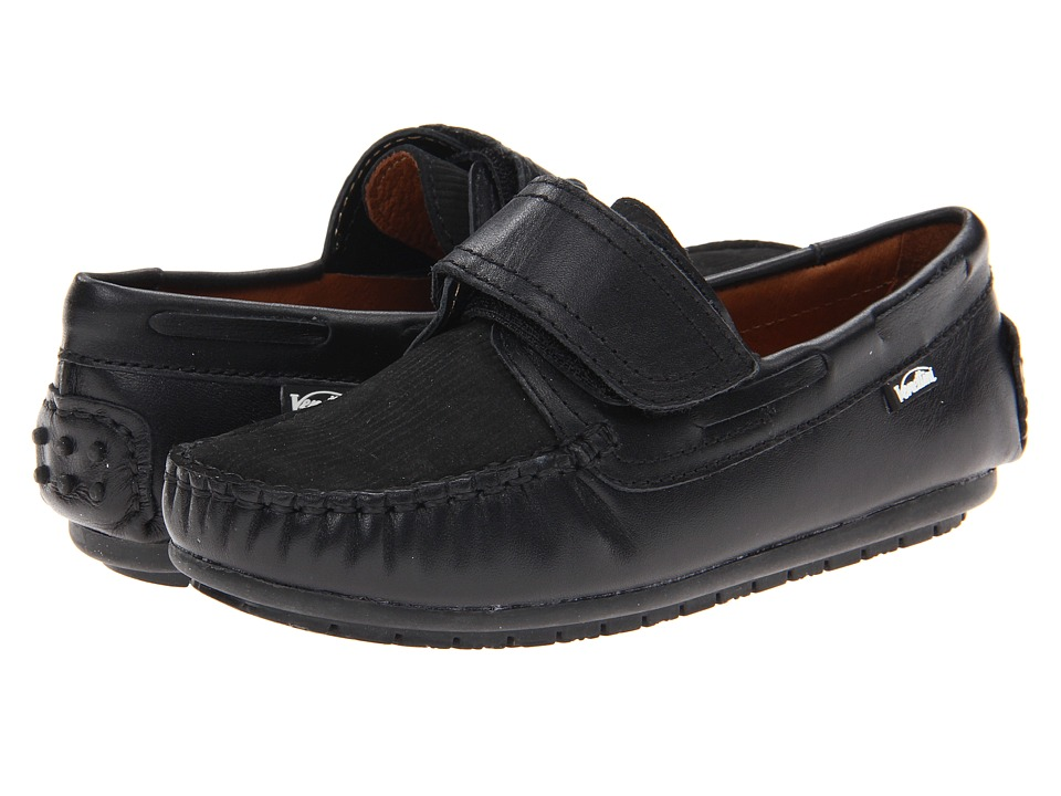 Venettini Kids - 55-Samy 4 (Little Kid/Big Kid) (Black/Black Cord) Boy's Shoes