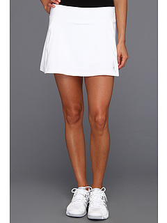 SALE! $23.4 - Save $29 on Fila W Lawn Skort (White) Apparel - 55.00% OFF $52.00