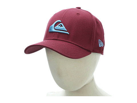 Quiksilver - Ruckis (Little Kids) (Maroon) Caps