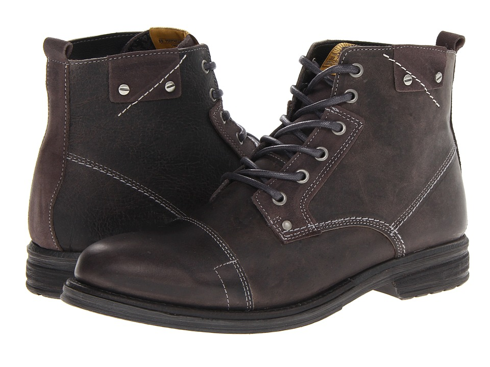 Type Z - Taylor (Grey Leather) Men