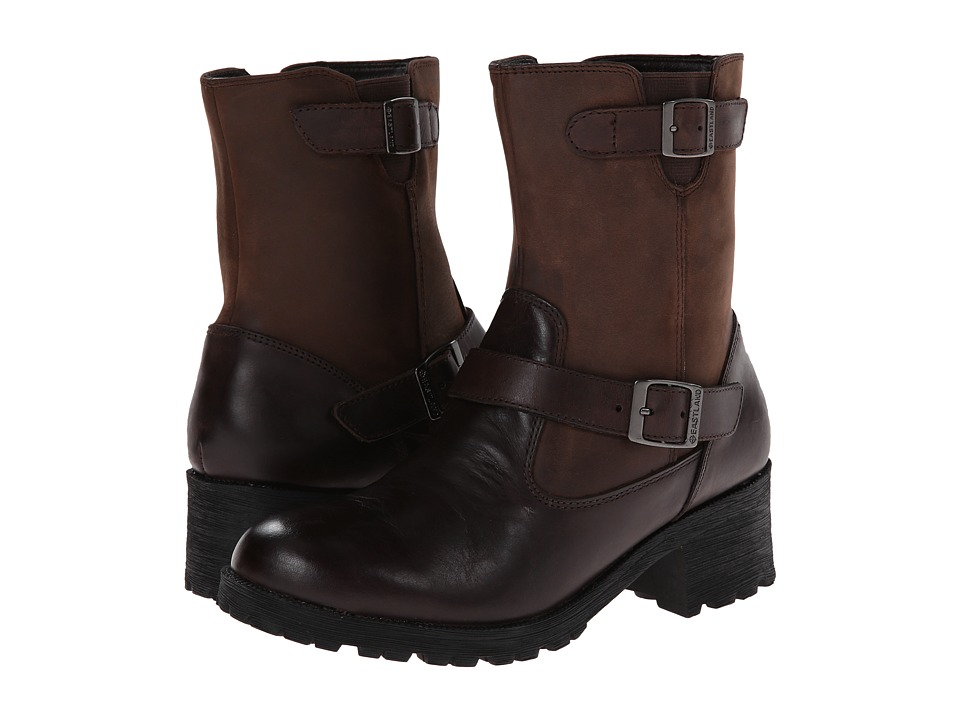 Eastland - Belmont (Brown Leather) Women's Boots