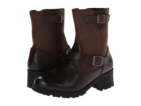 Eastland - Belmont (Brown Leather) Women