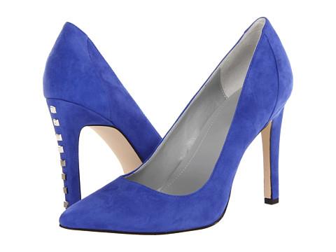 Calvin Klein Balina K Suede (Elec Blue) Women's Pull-on Boots