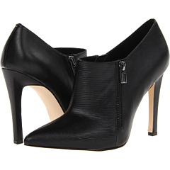 Calvin Klein Bessie Lizard/Ss Nappa (Black) Women's Pull-on Boots