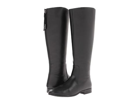 Calvin Klein Renita Calf (Black) Women's Pull-on Boots