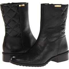 Calvin Klein Rene Calf Smooth (Black) Footwear