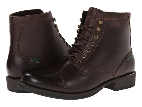 Eastland 1955 Edition - High Fidelity (Dark Brown Leather) Men's Lace-up Boots