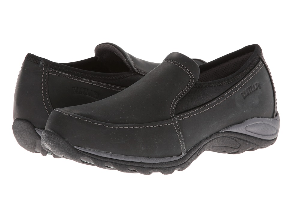 Eastland Sage (Black Leather) Women