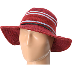 SALE! $14.99 - Save $15 on BCBGeneration Striped Knit Winter Panama (Rosewood) Hats - 50.03% OFF $30.00