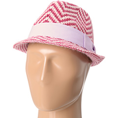 SALE! $16.99 - Save $21 on BCBGeneration Herringbone Fedora (Rosewood) Hats - 55.29% OFF $38.00