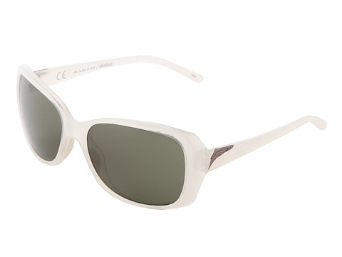 Smith Optics - Facet (Vintage White Frame/Gray Green) Sport Sunglasses