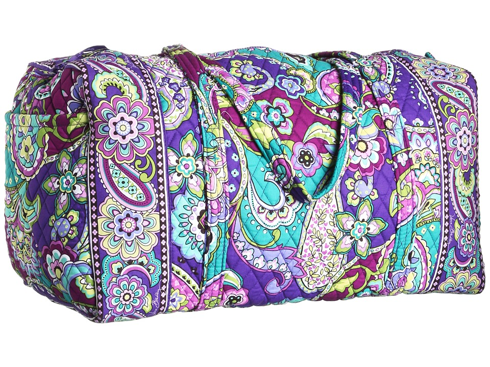 Vera Bradley - Large Duffel (Heather) Duffel Bags