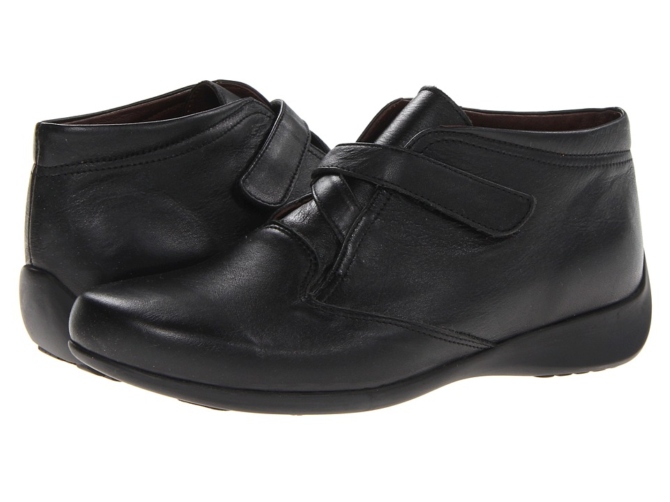 Wolky - Bia (Black Montebello Brushed) Women's Shoes