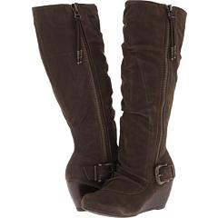 Blowfish Bangle (Dark Brown Fawn) Footwear