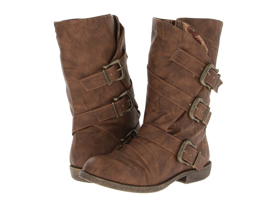 Blowfish - Alms (Whiskey Old Saddle) Women's Boots