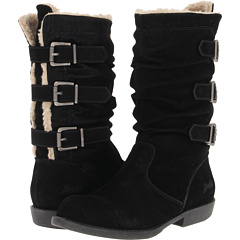 Blowfish Altamont (Black Fawn Nat Faux Shear) Footwear