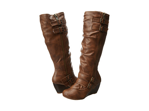 Blowfish - Balsa (Whiskey Old Saddle) Women's Boots