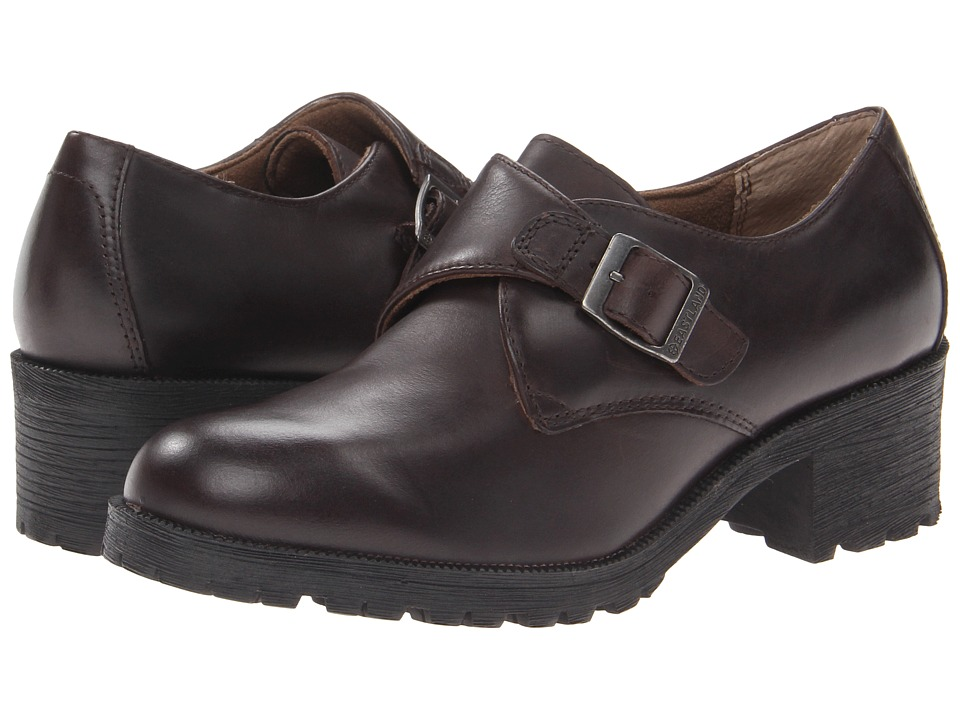 Eastland - Amherst (Brown Leather) Women