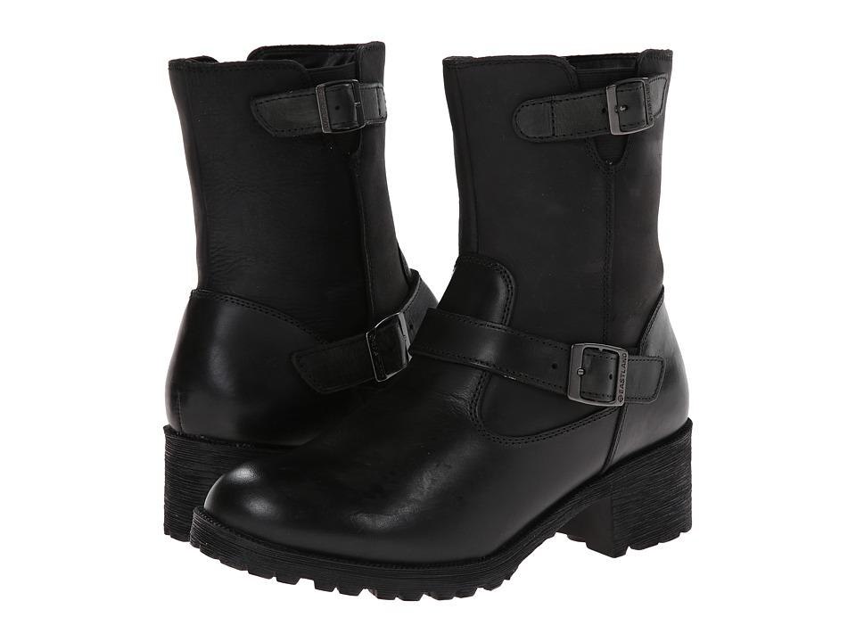 Eastland Belmont (Black Leather) Women