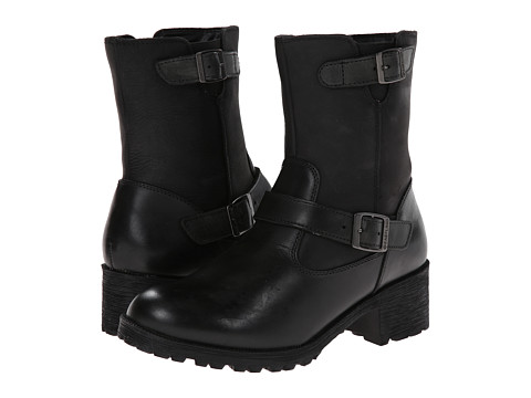 Eastland - Belmont (Black Leather) Women's Boots