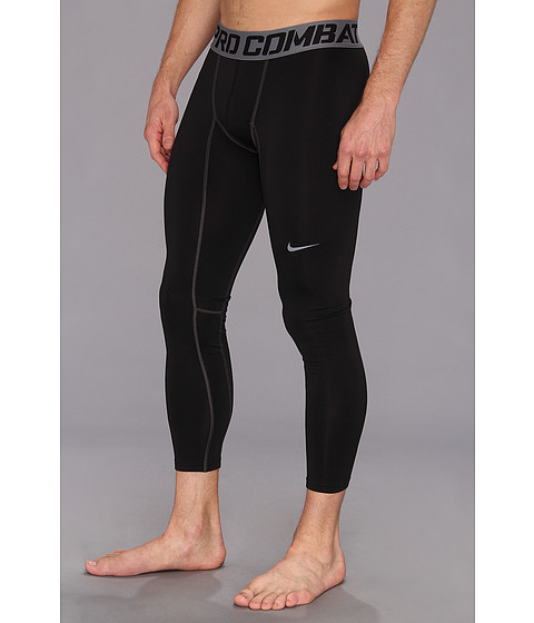 Nike - Hyperwarm Dri-FIT Compression Tight 2.0 (Black/Cool Grey) Men's Workout