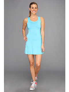 SALE! $36.99 - Save $38 on Nike Flouncy Knit Dress (Gamma Blue) Apparel - 50.68% OFF $75.00