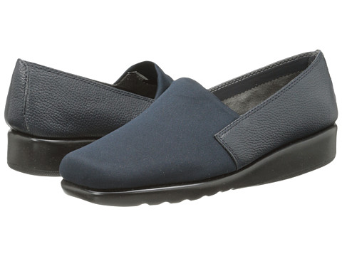 Aerosoles - Polar Express (Navy Combo) Women's Shoes