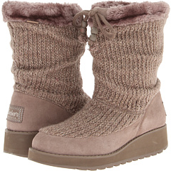 SKECHERS Visioneers Lofty (Taupe) Footwear