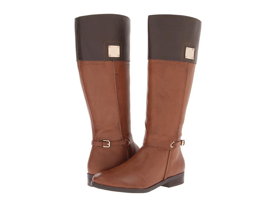 Tommy Hilfiger - Xenon2 (Tan/Iroko) Women's Zip Boots