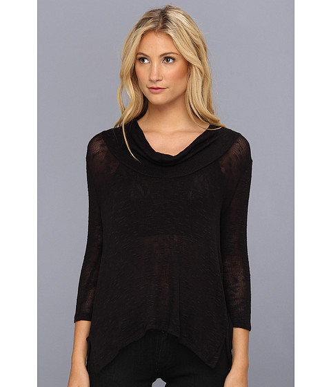 Soft Joie - Estee Top (Caviar) Women's Sweater