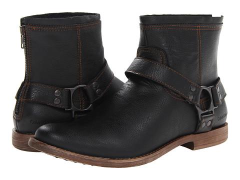Calvin Klein Jeans - Palmer (Black) Men's Boots