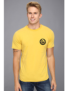 SALE! $14.99 - Save $13 on Reef Reef Station Tee (Mustard) Apparel - 46.46% OFF $28.00