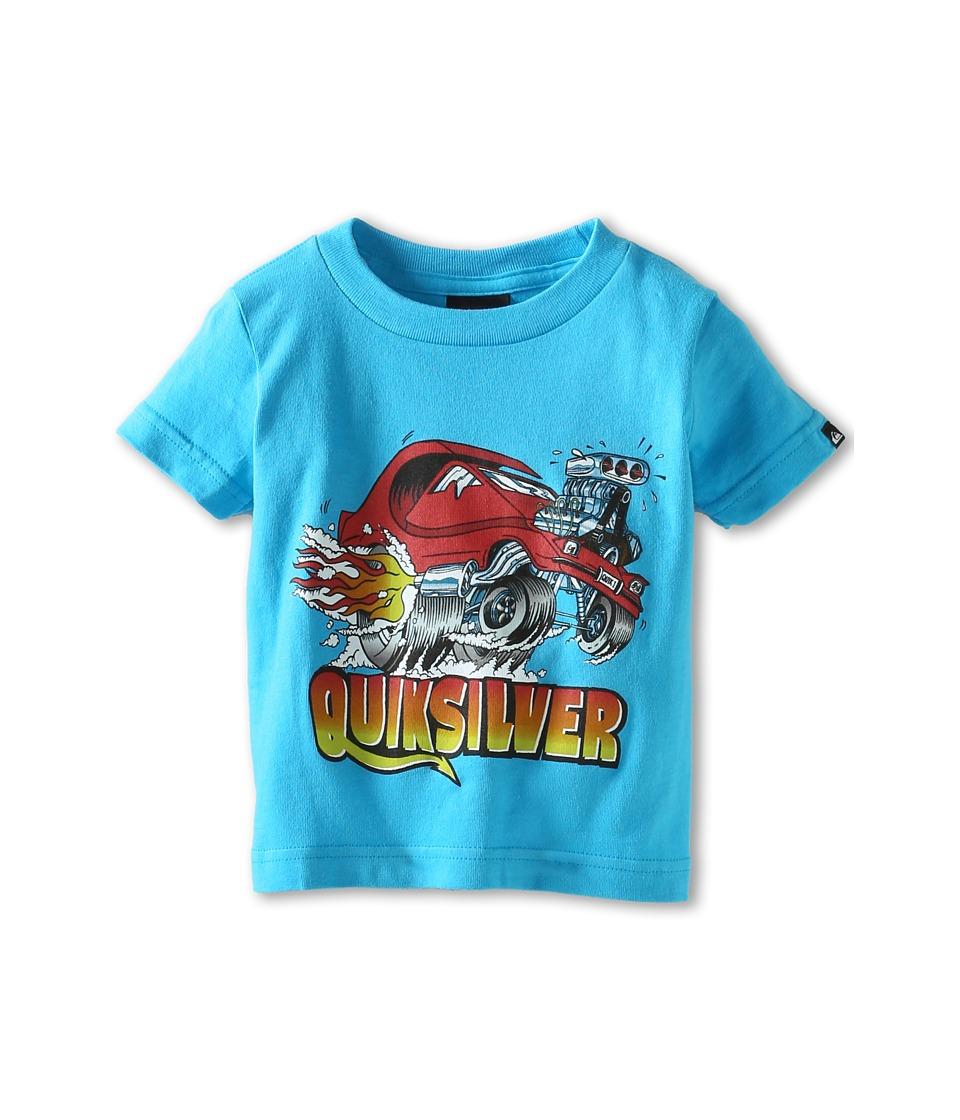 Quiksilver Kids High Powered Boys T Shirt (Blue)