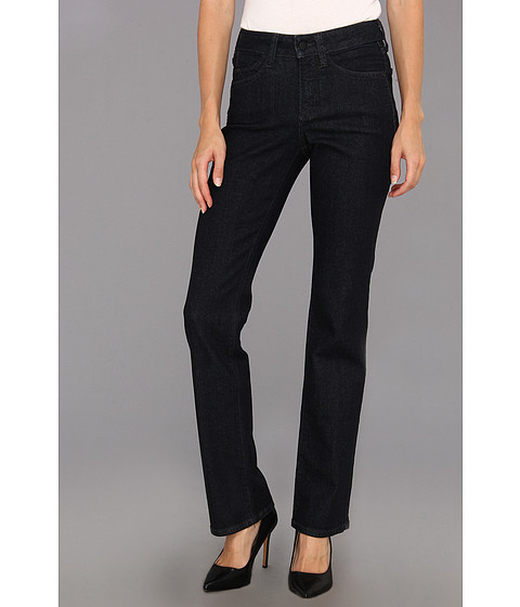 NYDJ - Marilyn Straight Leg in Dark Enzyme (Dark Enzyme) Women's Jeans