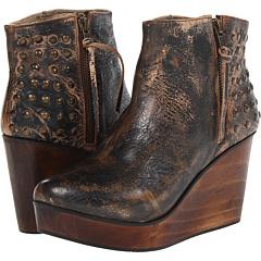 Bed Stu Ghent (Black) Footwear