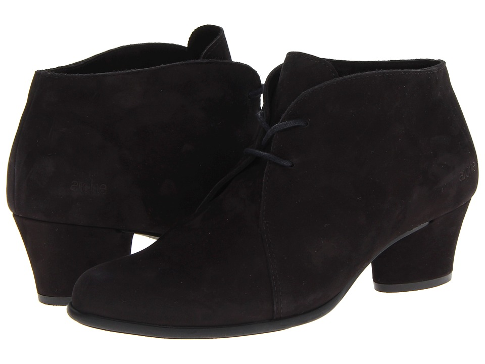 Arche - Musiq (Noir) Women's Shoes