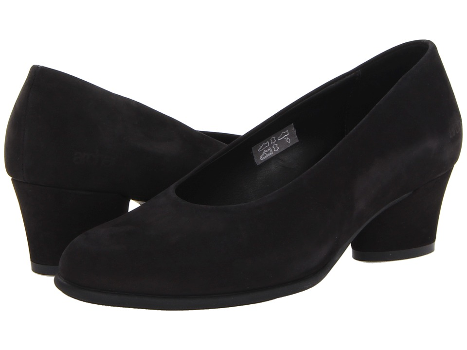 Arche - Musaby (Noir) Women's Shoes