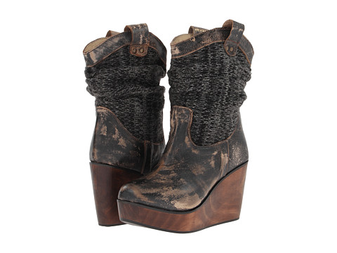 Bed Stu - Bruges (Black Lux) Women's Boots
